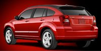 2007 Dodge Caliber, The Caliber, exterior, manufacturer
