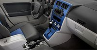 2007 Dodge Caliber, front seat space, interior, manufacturer