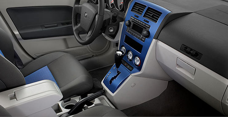 2007 Dodge Caliber Sxt Specs