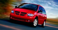 2007 Dodge Grand Caravan, 07 Caravan, exterior, manufacturer, gallery_worthy
