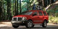 2007 Dodge Durango, 07 Durango, exterior, manufacturer