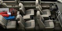 2007 Dodge Durango, aerial view, interior, manufacturer