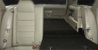 2007 Dodge Magnum, back seat, interior, manufacturer