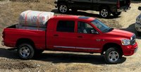 2007 Dodge Ram 3500, The 2007 Ram 3500, exterior, manufacturer