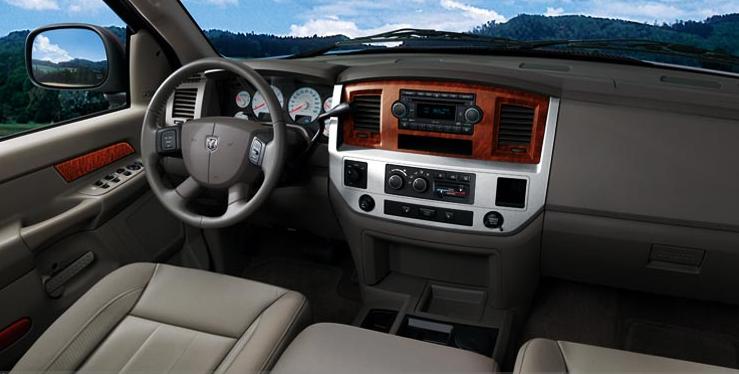 2007 Dodge Ram Pickup 3500 Interior Pictures Cargurus