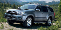 2007 Toyota 4Runner V-6 4x4 SR5, Side View, manufacturer, exterior