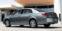 2007 Toyota Avalon XL, Driver's Rear Side View, manufacturer, exterior