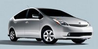 2007 Toyota Prius Base, Front Side View, manufacturer, exterior