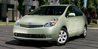 2007 Toyota Prius Base, Front View, exterior, manufacturer