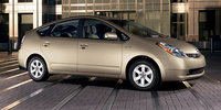 2007 Toyota Prius Base, Side View, exterior, manufacturer