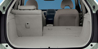 2007 Toyota Prius Base, Rear View of Cargo Bay, manufacturer, interior