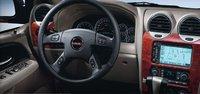 2007 GMC Envoy, steering wheel, interior, manufacturer