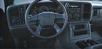 2007 GMC Sierra 1500, steering wheel, interior, manufacturer, gallery_worthy