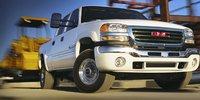 2005 GMC Sierra 2500HD, 07 GMC Sierra 2500HD, exterior, manufacturer