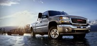 2006 GMC Sierra 2500HD, The 2007 GMC Sierra 2500HD, exterior, manufacturer