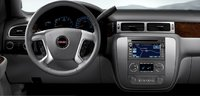 2007 GMC Yukon XL, Dashboard, interior, manufacturer