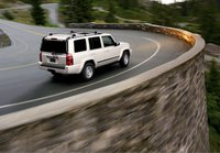 2007 Jeep Commander, exterior, manufacturer