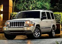 2008 Jeep Commander, The 07 Jeep Commander, exterior, manufacturer