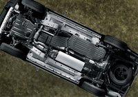 2007 Jeep Commander, underneath the car, manufacturer