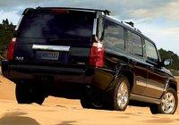 2007 Jeep Commander, 07 Jeep Commander, exterior, manufacturer