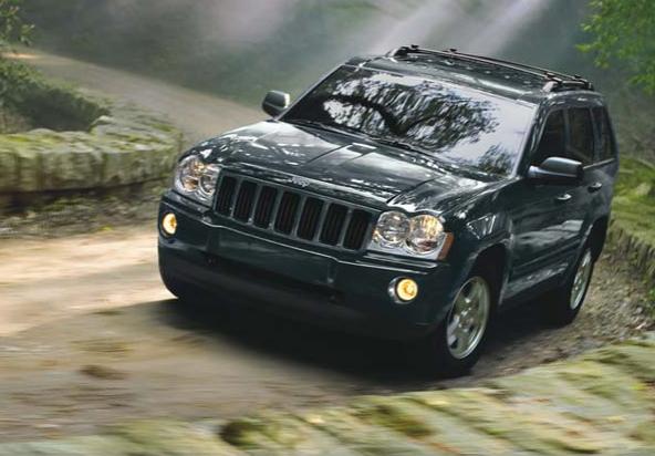 07 Jeep Grand Cherokee