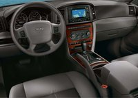 2007 Jeep Grand Cherokee, dashboard, interior, manufacturer
