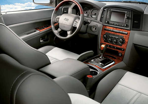 2007 Jeep Grand Cherokee - Interior Pictures - CarGurus