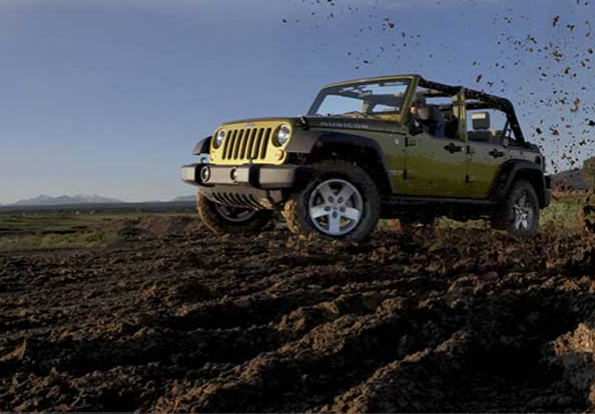 2007 Jeep Wrangler, exterior, manufacturer