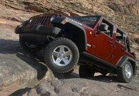 2007 Jeep Wrangler, 07 Jeep Wrangler, exterior, manufacturer