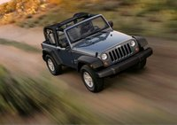 2007 Jeep Wrangler Overview