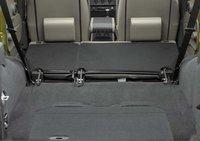 2007 Jeep Wrangler, space, interior, manufacturer