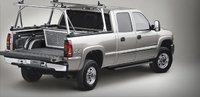 2004 GMC Sierra 2500, The 07 GMC Sierra 1500, exterior, manufacturer