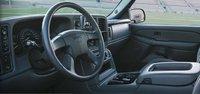2007 GMC Sierra 1500, front seat area, interior, manufacturer
