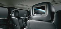 2007 Hummer H2, dvd screens, interior, manufacturer