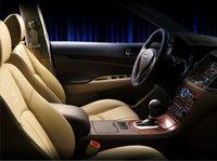 2007 Infiniti G35, front seat, exterior, manufacturer