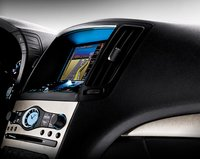 2007 Infiniti G35, navigation screen, interior, manufacturer