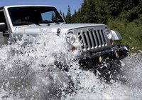 The 2007 Jeep Wrangler, exterior, manufacturer