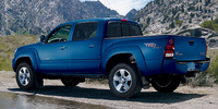 2007 Toyota Tacoma Base, Side View, manufacturer, exterior