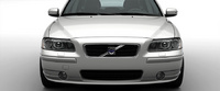 2007 Volvo S60 2.5T, Front View, exterior, manufacturer