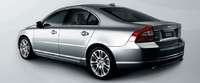 2008 Volvo S80, Side View, manufacturer, exterior