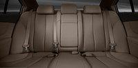 2007 Kia Optima, back seats, interior, manufacturer