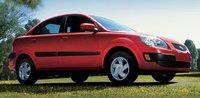 2007 Kia Rio, 07 Kia Rio, exterior, manufacturer