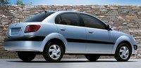 2007 Kia Rio, exterior, manufacturer