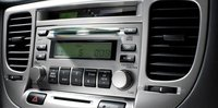 2007 Kia Rio, cd player, interior, manufacturer, gallery_worthy