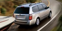 The 2007 Kia Sedona, exterior, manufacturer
