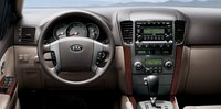 2007 Kia Sorento, dashboard, interior, manufacturer