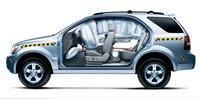 2007 Kia Sorento, airbags, exterior, interior, manufacturer