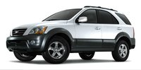 The 2007 Kia Sorento, exterior, manufacturer