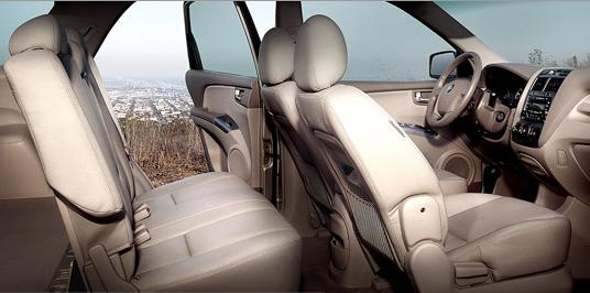 2000 Kia Sportage Interior. 2007 Kia Sportage, seating,