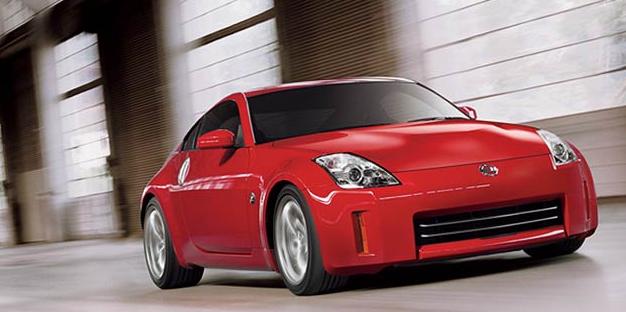 07 Nissan 350Z